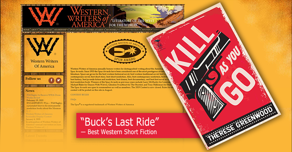 Western Writers of America Award